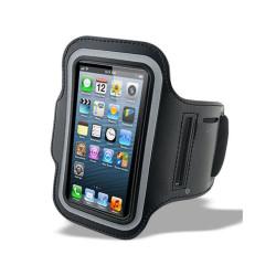 Funda Brazo compatible con Iphone Negro