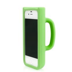 Funda Taza compatible con Iphone Amarillo