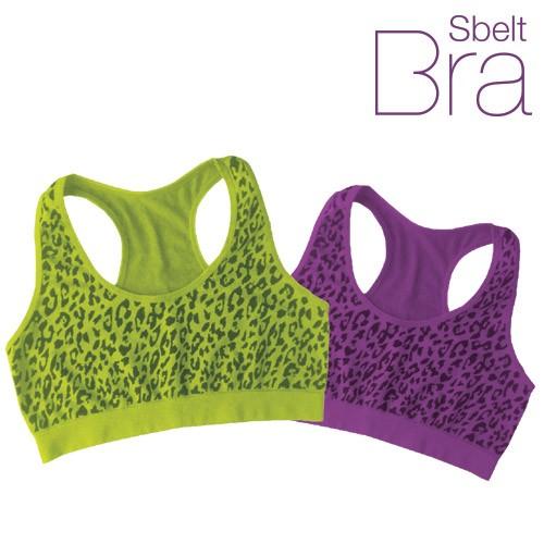 Sujetador Sbelt Bra Verde XL