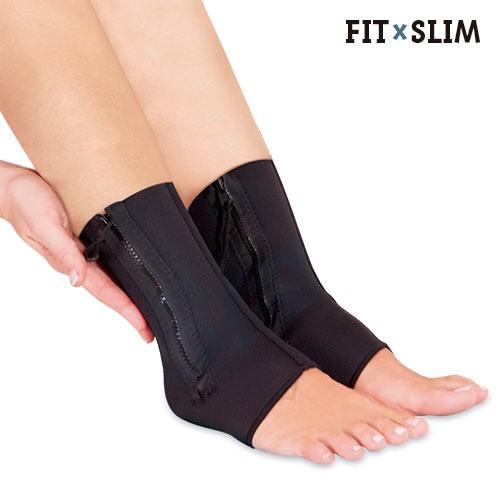 Tobillera con Cremallera Ankle Gennie Support