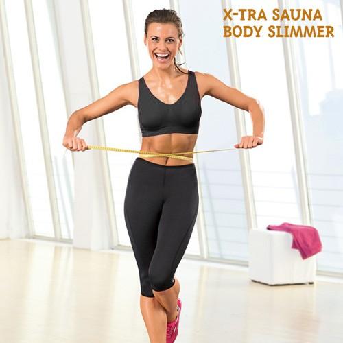 Conjunto Deportivo X-Tra Sauna Body Slimmer M