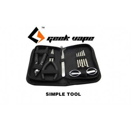 Kit simple de herramientas GeekVape