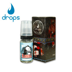E-líquido DROPS HANNIBAL Sin Nicotina 10ml