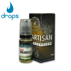 E-líquido DROPS GREAT BREAKFAST 3mg/ml 10ml