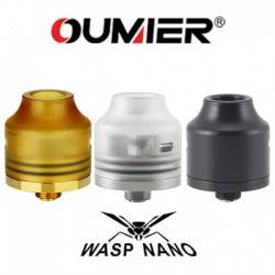 WASP NANO RDA BF by OUMIER