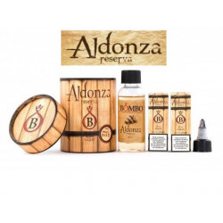 E-líquido BOMBO ALDONZA RESERVA 6mg/ml Smart Pack 60ml