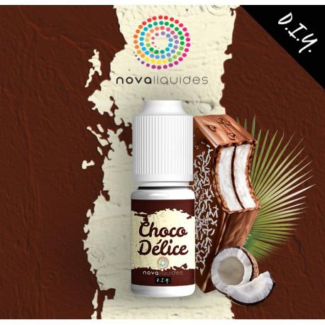 Aroma Nova Liquides Choco Délice 10ml