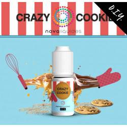 Aroma Nova Liquides Crazy Cookie 10ml