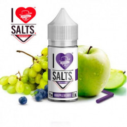 E-líquido Mad Hatter I Love Salts Grappleberry 20mg/ml 10ml