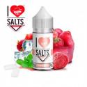 E-líquido Mad Hatter I Love Salts Strawberry Ice 20mg/ml 10ml