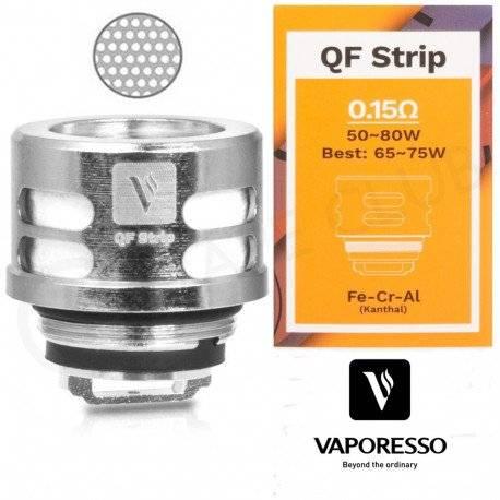 Resistencia para Vaporesso SKRR QF Strip Coil 0.15 Ohm
