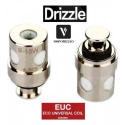 Resistencia Mini EUC Ceramic 1.3 Ohm para Vaporesso Drizzle