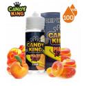E-líquido Candy King Peachy Rings by Drip More TPD 100ml 0mg
