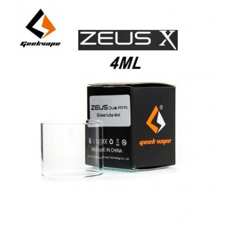 Depósito de Pyrex para Geekvape Zeus X RTA 4ml
