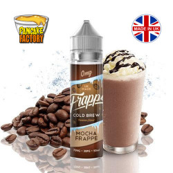 E-líquido Frappe Cold Brew Mocha TPD 50ml 0mg