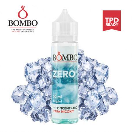 E-líquido Bombo Zero TPD 50ml 0mg