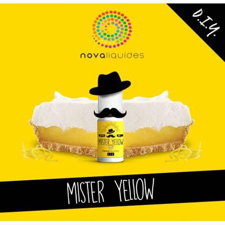 Aroma Nova Liquides Mister Yellow 10ml