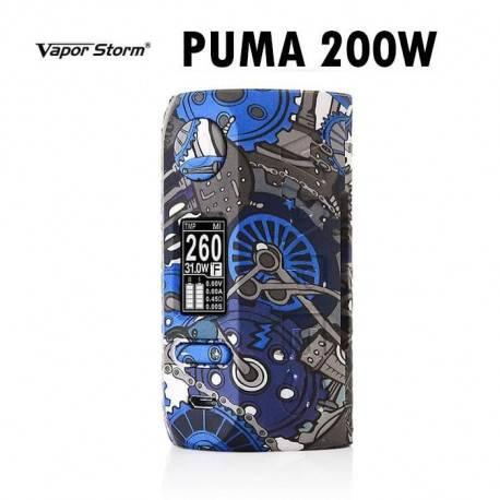 Puma 200W Box Mod By Vapor Storm
