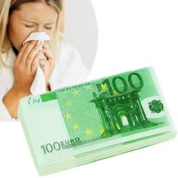 Pañuelos de Papel 100 Euros