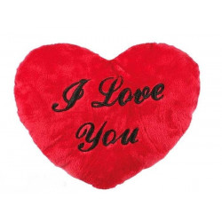 Corazón de Peluche XL I Love You (60 cm)