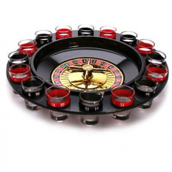 Juego Chupitos Ruleta Drinking Roulette Set