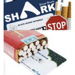 Tarjeta Blove Shark. Reduce Efectos Nocivos del Tabaco