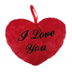 Corazón de Peluche I Love You (18 cm)