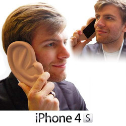 Funda comtible con iPhone Oreja