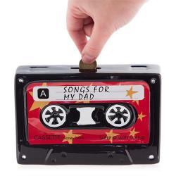 Hucha Cerámica Cassette