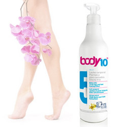Crema Piernas y Pies Cansados Body10 500 ml