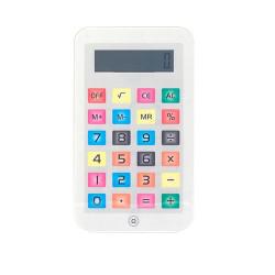 Calculadora iTablet Pequeña Blanco