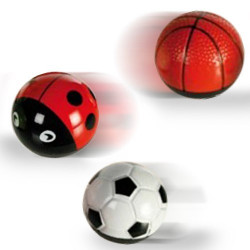 Bola de Metal Propulsada Ball and Bug Basket Ball