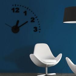 Reloj de Pared DIY Do it yourself Mariposas Blancas