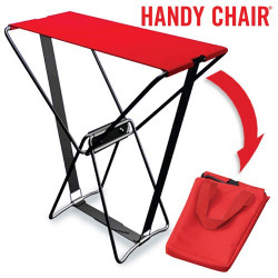 Silla Plegable Handy Chair Rojo