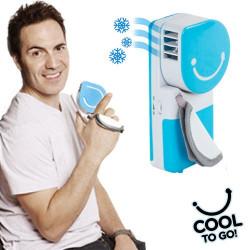 Aire Acondicionado Portátil Cool to Go! Rosa