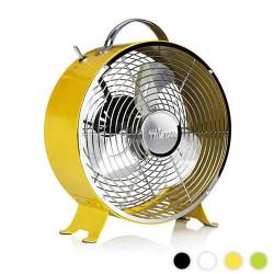 Ventilador Retro Metálico Tristar VE5964 Amarillo