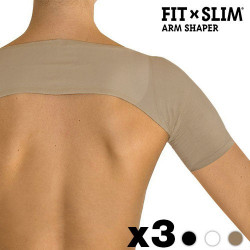 Moldeador Antiflacidez Brazos Fit X Slim (pack de 3) M