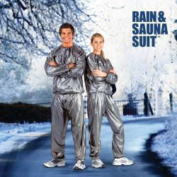 Traje Sauna Rain & Sauna Suit L