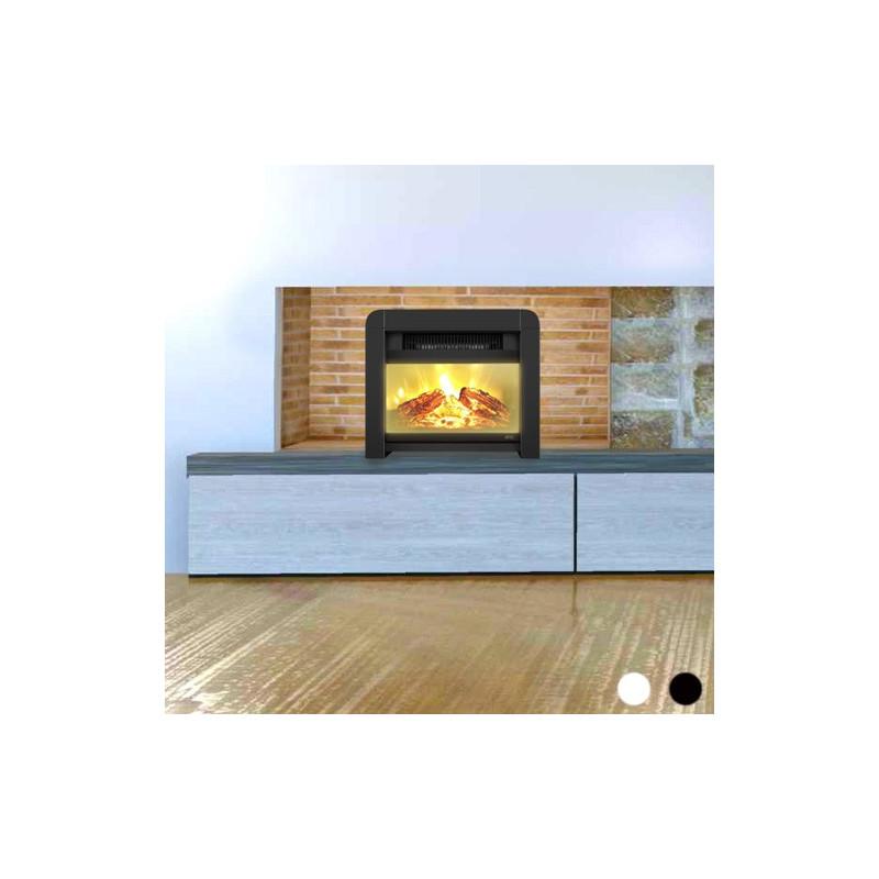 Comprar estufa el ctrica de mica eco class heaters ef - Estufas electricas efecto llama ...