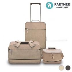 Set de Viaje Partner Adventures (3 piezas) Sáhara
