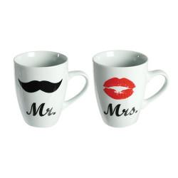 Tazas Mr & Mrs