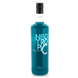 Blue Neo Tropic Bebida Refrescante sin Alcohol 1L