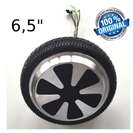 "Rueda 6,5"" + Motor Patinete electrico 2 ruedas"