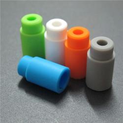 Drip tip 510 silicona de colores