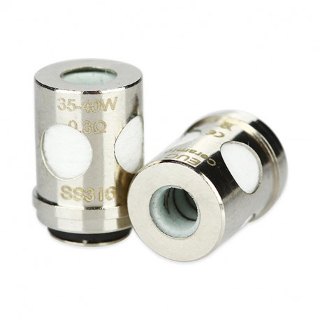 Atomizador Vaporesso Ceramic EUC SS316 0.3Ω