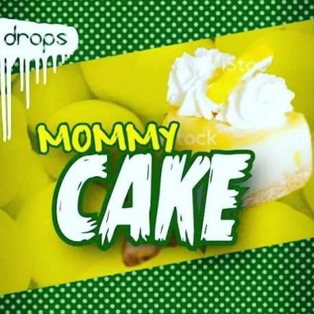 ELIQUIDO DROPS MOMMY CAKE Nicotina 6mg/ml 10ml