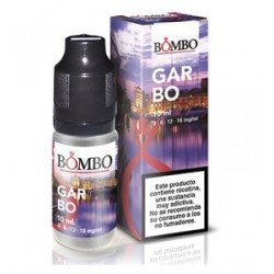 E-LÍQUIDO BOMBO sabor GARBO 6mg/ml 10ml