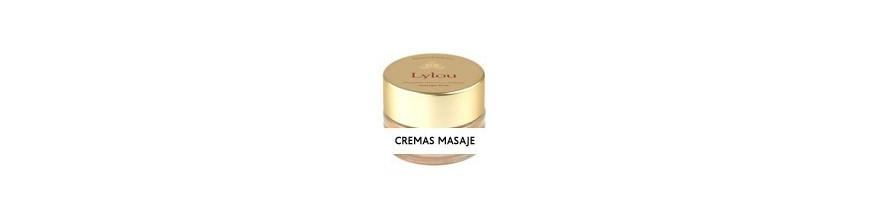 Cremas de masaje