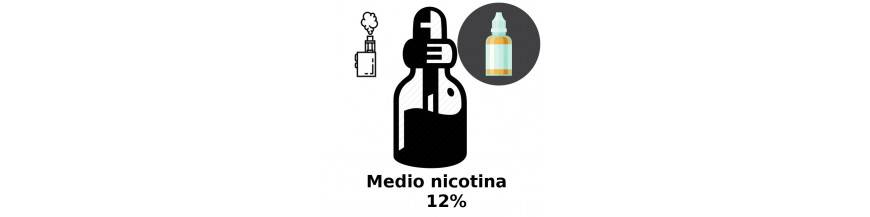 MEDIO NICOTINA 12mg