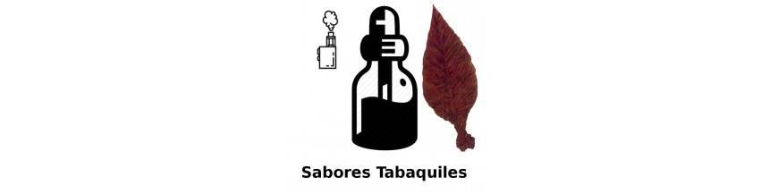 SABORES CLASICOS A TABACO